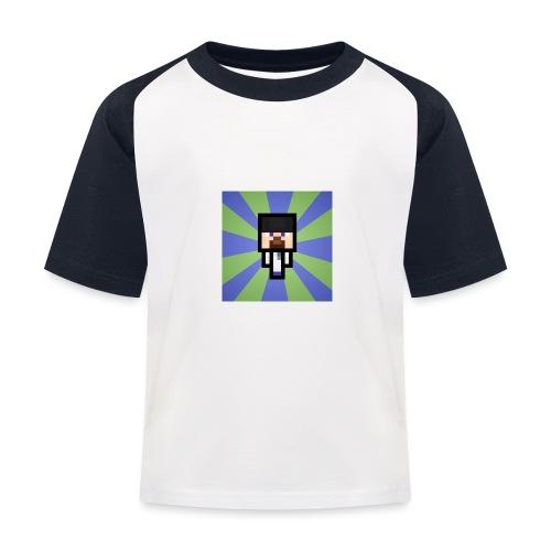 Baxey main logo - Kids' Baseball T-Shirt