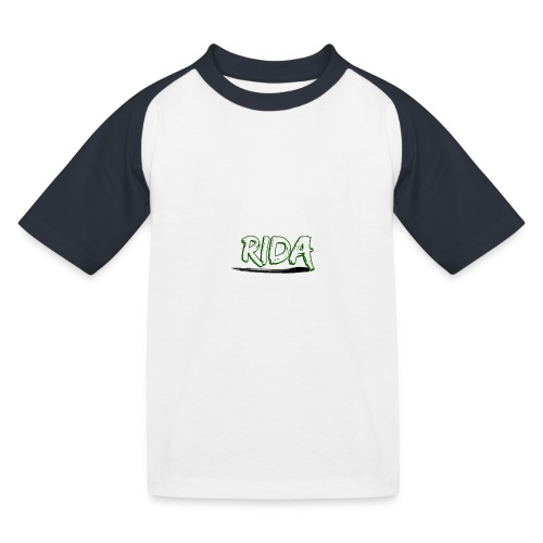 Rida Limited Edition T-Shirt! - Kinderen baseball T-shirt