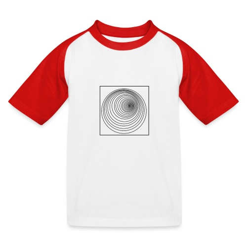 Fond - T-shirt baseball Enfant