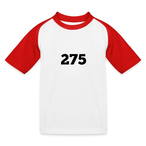 275 - Kids' Baseball T-Shirt