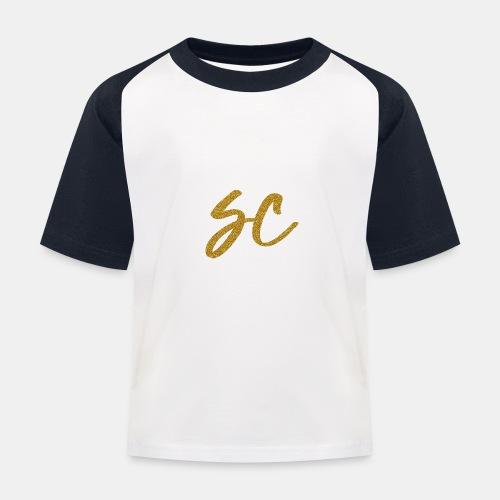 GOLD - Kids' Baseball T-Shirt