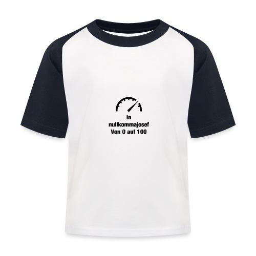 So sehen Sieger aus! - Kinder Baseball T-Shirt
