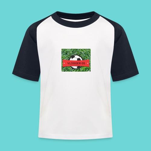 football shirt - Kids' Baseball T-Shirt