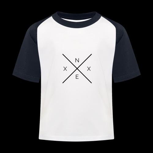 NEXX cross - Kinderen baseball T-shirt