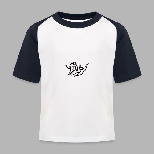 TJS Official Graffiti - Kids' Baseball T-Shirt