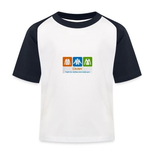 IMG 3596 - Baseball T-shirt til børn