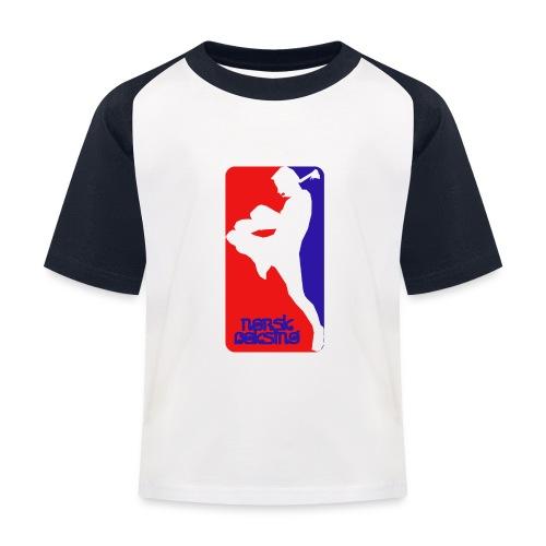 norsk boksing - Kids' Baseball T-Shirt