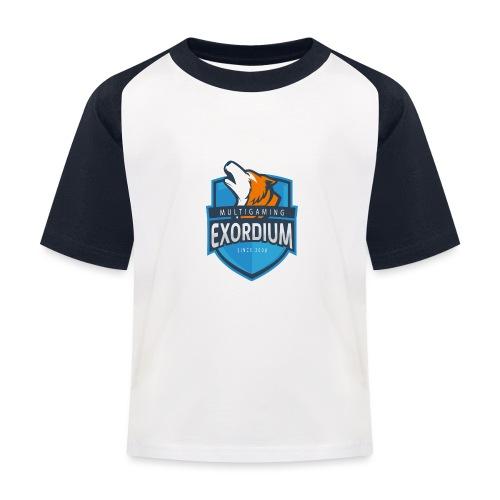 Emc. - Kinder Baseball T-Shirt