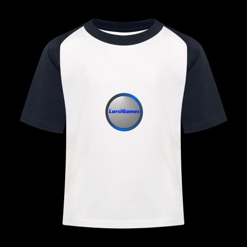LarsiGames - Kinderen baseball T-shirt