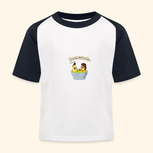 Guacamole - Camiseta béisbol niño