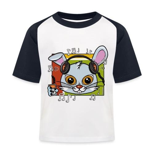 TibouD'ZIC (Design only) - T-shirt baseball Enfant