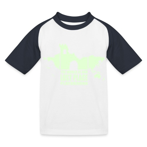 Lost Place - 2colors - 2011 - Kinder Baseball T-Shirt
