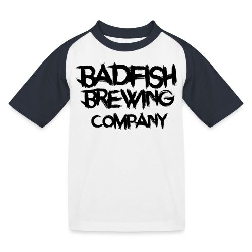 BadFish - T-shirt baseball Enfant