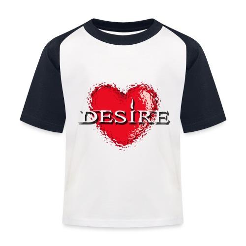 Desire Nightclub - Kids' Baseball T-Shirt