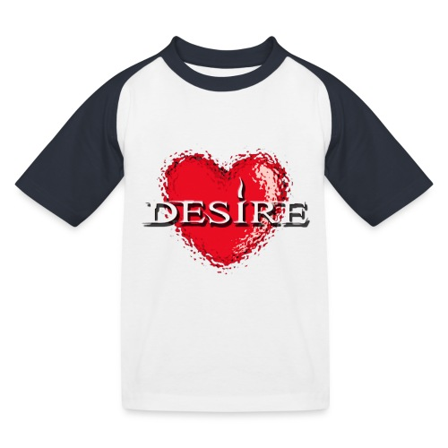 Desire Nightclub - Kids' Baseball T-Shirt