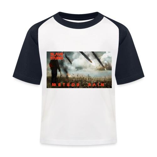 Meteor rain - Maglietta da baseball per bambini