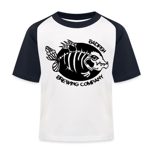 Grand logo devant - T-shirt baseball Enfant
