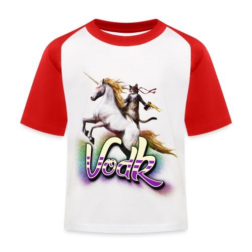 VodK licorne png - T-shirt baseball Enfant