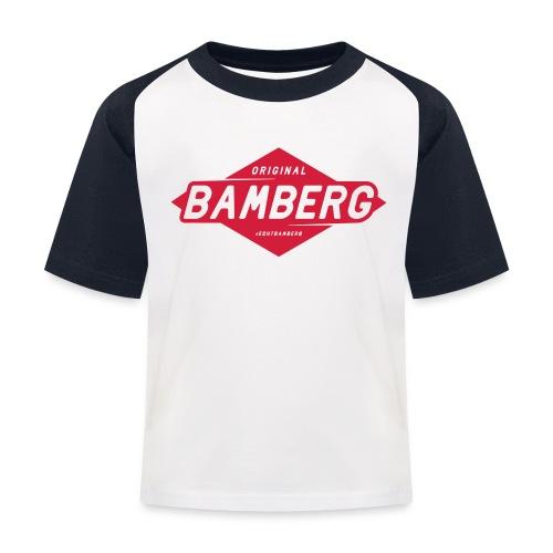 Original Bamberg - Kinder Baseball T-Shirt