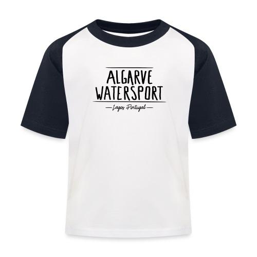 Algarve Watersport - Lagos, Portugal - Kids' Baseball T-Shirt
