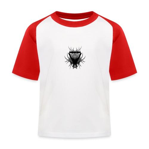 Unsafe_Gaming - Kinderen baseball T-shirt