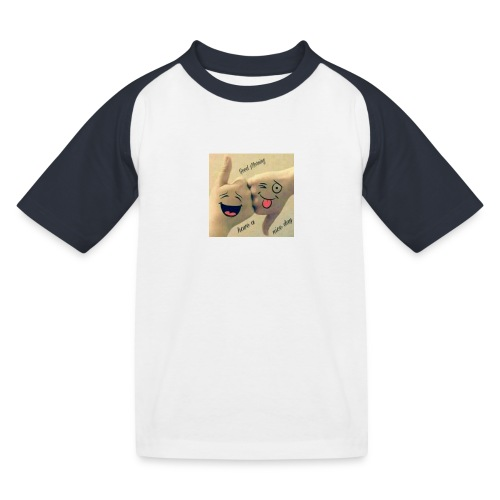 Friends 3 - Kids' Baseball T-Shirt