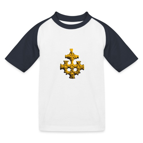 Goldschatz - Kinder Baseball T-Shirt