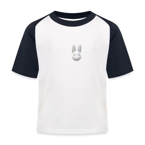 White Bunn - Kids' Baseball T-Shirt