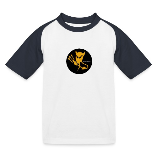 ElectroDevil T Shirt - Kids' Baseball T-Shirt