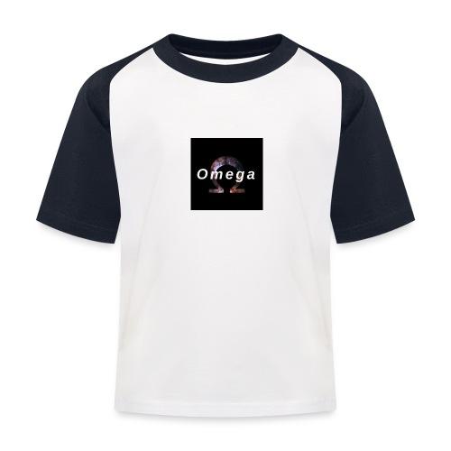 OmegaClothes - Kinder Baseball T-Shirt