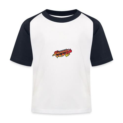 Spilla Svarioken. - Maglietta da baseball per bambini