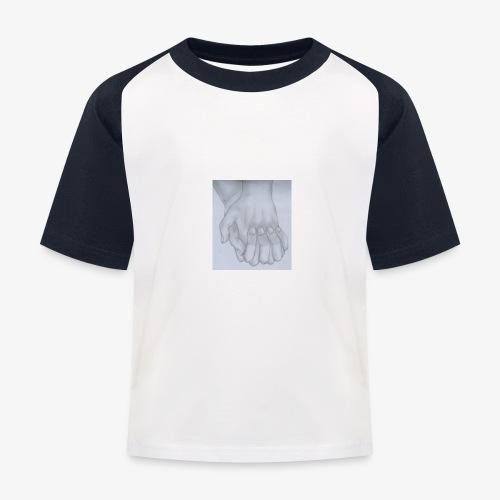 main dans la main - T-shirt baseball Enfant