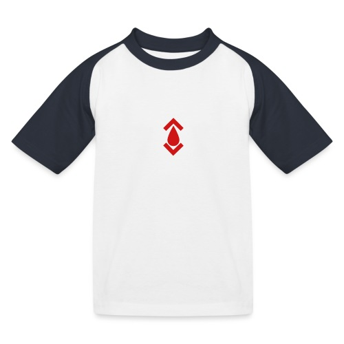 logo team barigo - T-shirt baseball Enfant