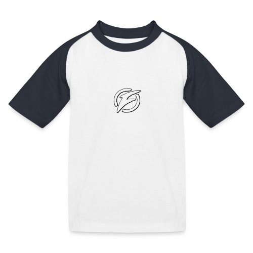 FATAL LOGO - Kids' Baseball T-Shirt