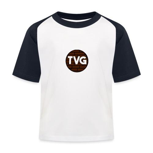TeVeelGamers - Kinderen baseball T-shirt