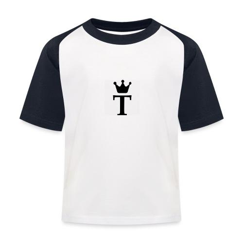 King Tobias of Norway - Baseball-T-skjorte for barn