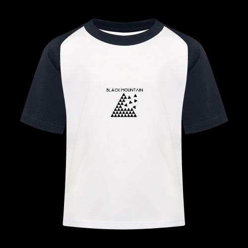 Black Mountain - T-shirt baseball Enfant