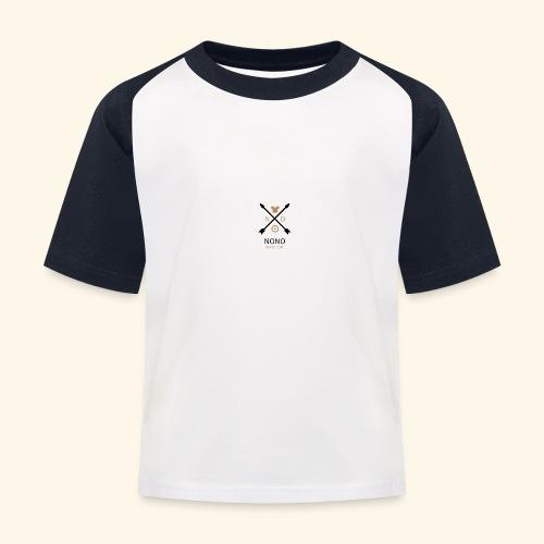NONO SINCE 2017 - Baseball T-shirt til børn
