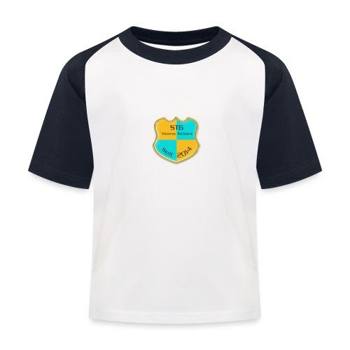 STG Vienna Kickers Logo - Kinder Baseball T-Shirt