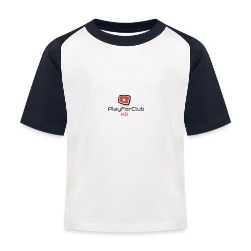 PlayForClub HD - T-shirt baseball Enfant
