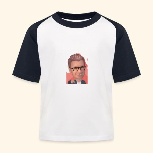 MM twitch shop - Baseball T-shirt til børn