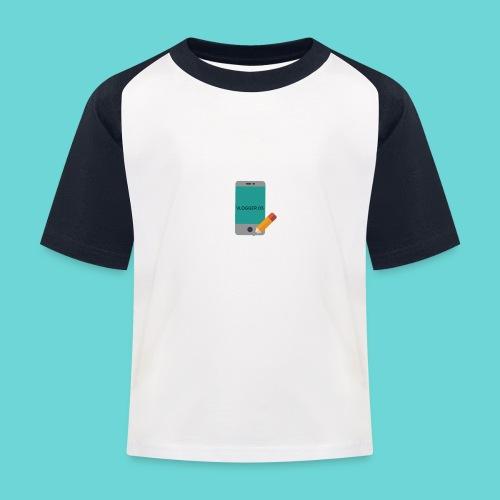 phone merch - Kids' Baseball T-Shirt