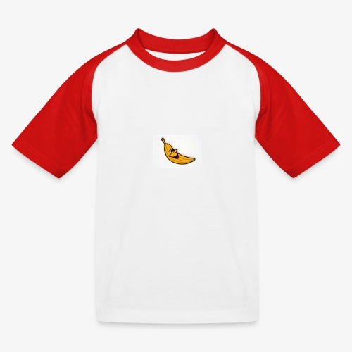 Bananana splidt - Baseball T-shirt til børn