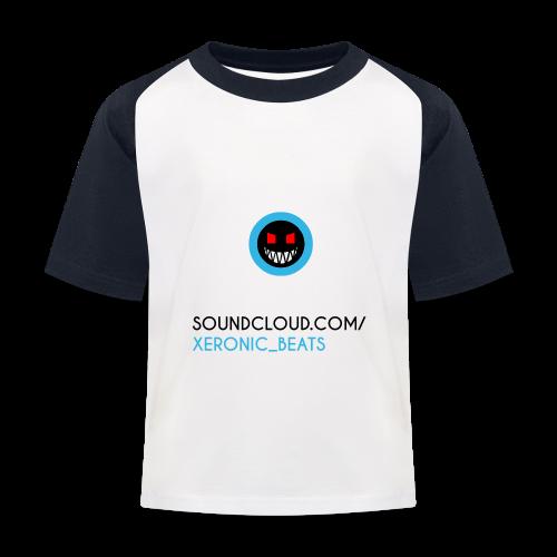 XERONIC LOGO - Kids' Baseball T-Shirt