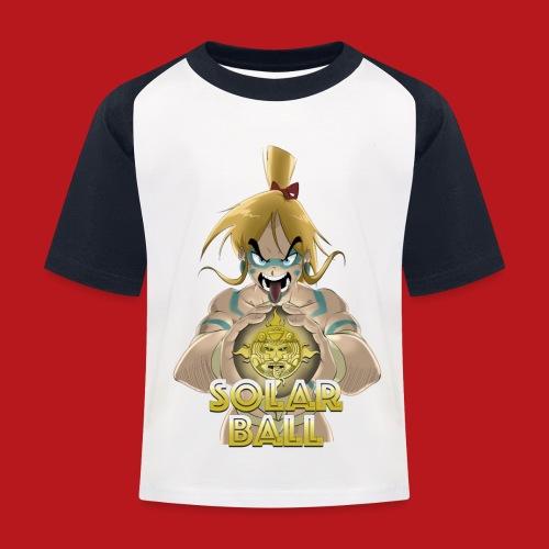 Ricco - T-shirt baseball Enfant