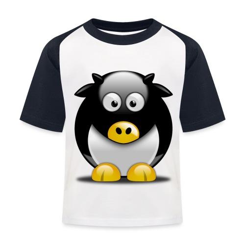 Mascotte MayLUG - T-shirt baseball Enfant