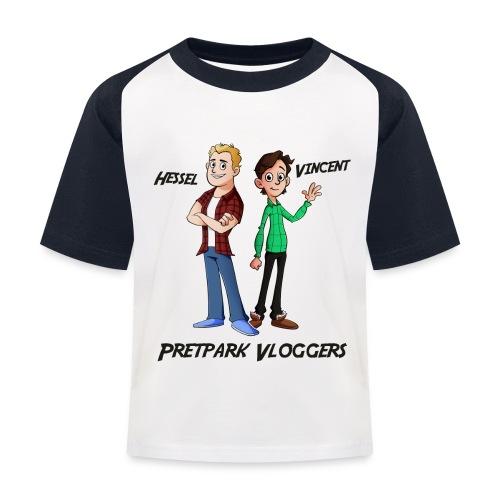 Hessel_Vincent - Kinderen baseball T-shirt