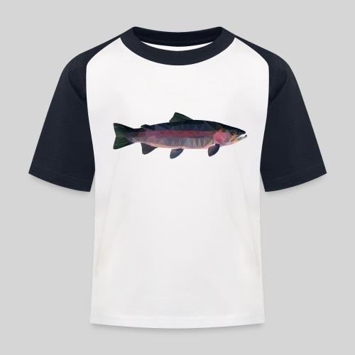 Trout - Lasten pesäpallo  -t-paita