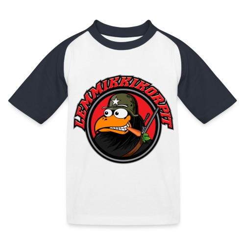 LEMMIKKIKORPIT - Lasten pesäpallo  -t-paita