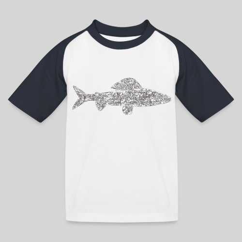 grayling - Lasten pesäpallo  -t-paita